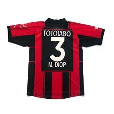More details for 🔥m.diop #3🔥neuchatel xamax fc home football shirt kronos original - size l