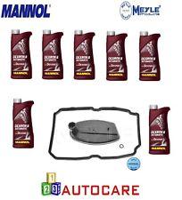 OLIO 7 L + Scatola Del Cambio Pan Guarnizione Filtro per vari trasmissione automatica MERCEDES