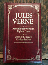 Jules Verne Around the World In Eighty Days & 20,000 Leagues Under the Sea 1984