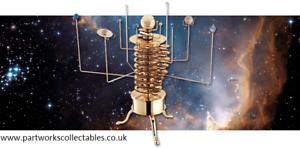 Eaglemoss Build A Model Solar System Used