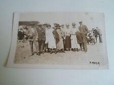 Vintage RP Postcard ~ Beach Scene - Retro Fashion Clothing, Social History
