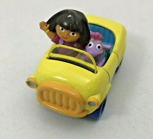 Dora the Explorer w/ Tico Diecast Toy Car Magnetic by Learning Curve 2007