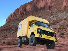 4x4 campervan/motorhome/Rv Diesel overland ready, very capable robust and proven