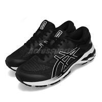 Asics Gel-Kayano 26 2E Wide Black White Men Running Shoes Sneakers 1011A542-001