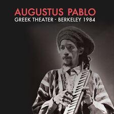 Augustus Pablo - Greek Theater Berkeley Ca 1984 [New CD]