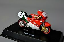 R&L Diecast: Cased New Ray Ducati 750F1 1984 Racer Bike Motorcycle