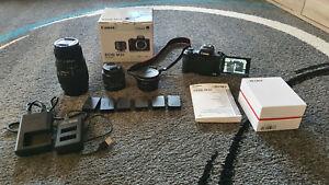 Canon EOS M50 24.1MP Spiegellose Systemcamera