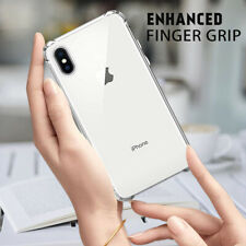 iPhone Clear Cover Case,Clear Anti-Scratch Shock Absorbing