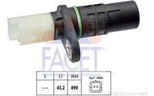 FACET Generador de impulsos, cigüeñal OPEL RENAULT SC?NIC MEGANE BMW 9.0555