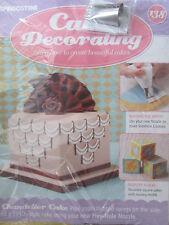 Deagostini Cake Decorating Magazine ISSUE 138 WITH FIVE HOLE NOZZLE