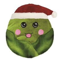 Santa's Favourite Sprout Funky Hottie Lavender Scented Mini Heat Pack