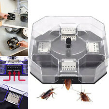 Insect Bug Trap Catcher Cockroach Ant Bed Bug Flea Pest Bait Tool Killer Box