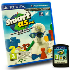 Playstation Vita Ps Vita Jeu Smart comme dans Emballage D'Origine