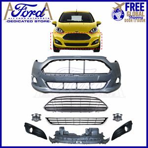 Ford Fiesta 2013-2017 MK7.5 Front Bumper Kit OE Quality C1BB-17757 C1BB-17B968