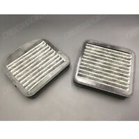 Set of 2 Cabin Air Filter 81933001 for Mercedes W215 W220 W210