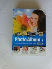 Corel PhotoAlbum 7 Deluxe For Windows