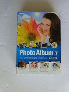 Corel Photo Album 7 Deluxe For Windows