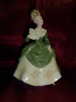 Royal Doulton SOIREE Ceramic Figurine Ornament No. HN2312 1966 RETIRED