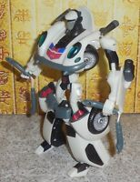 Transformers Animated JAZZ Complete Deluxe Figure