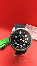 Orologio ZENO WATCH BASEL - OS PILOT GMT 8563-a1 Automatic 47mm. 24hr.- Like New