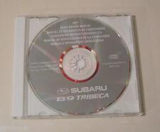 Werkstatthandbuch auf CD Subaru B9 Tribeca - Karosserie Reparatur 2007!