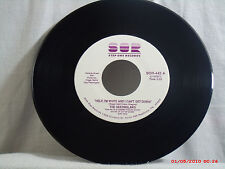 THE GEEZINSLAWS  -i-(45)- HELP,I'M WHITE AND I CAN'T GET DOWN / YOU BELONG TO ME
