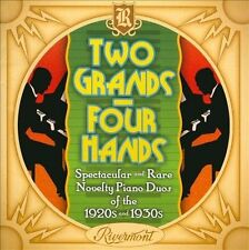 Two Grands, Four Hands - Spectacular And Rare Novelty Piano Duos Of The 1920s An