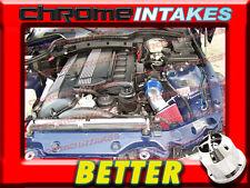 Cf Blau Rot 98-00 BMW Z3 Z Coupe/ Roadster 3.2L I6 E36 Lufteinlass