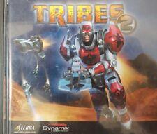 CD / DVD Videospiel Spiel Tribes 2 ! PC Spiel Game ! Deutsche EU Erstauflage !