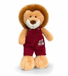 Keel Toys Tumble Wild 20cm Small Lion Plush Dress Up Cuddly Soft Toy SF0507