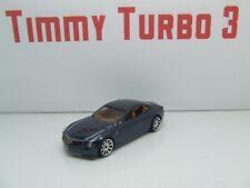 Hot Wheels Cadillac elmiraj 2014 en gris oscuro de 80 mm de largo Diecast 3