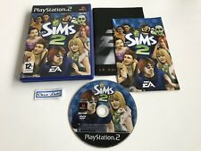 Les Sims 2 - Sony PlayStation PS2 - FR - Avec Notice