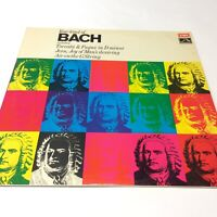 Various 'Your Kind Of Bach' HMV/EX Vinyl LP EX/EX Superb Copy Vinyl LP