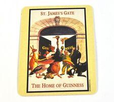 Guinness Birra Sottobicchieri Di - Motivo St. James Cancello