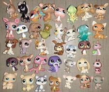 Lps lot Littlest Pet Shop ; sheepdog, turtle, ladybug, bird, gecko , fish, plus