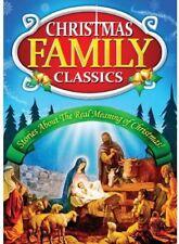 Christmas Family Classics [New DVD]