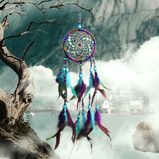 Colorful Dream catcher With Feathers Handmade Indian Style Home Decor