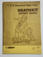 HEATHKIT IT-12 SIGNAL TRACER ASSEMBLY MANUAL