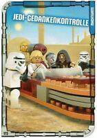 Lego Star Wars™ Série 1 Cartes à Échanger Carte 173 - Jedi Mind Control
