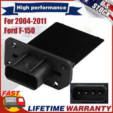 Front HVAC Heater Blower Motor Resistor For 2004-2014 Ford F-150 973-444 YH-1715