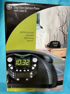 Clock Radio Phone In Cordless Home Telephones Handsets For Sale Ebay