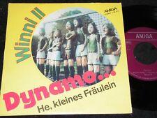 WINNI II Dynamo & HE, Petite Mademoiselle/RDA SP 1977 Amiga 456274