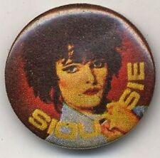 Siouxsie Badge Button