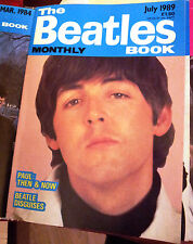 The Beatles Book Monthly Magazine No. 159 July 1989
