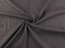 Washed Denim Fabric - Sold Per Metre