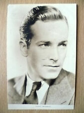Film Actors Postcard- DAVID MANNERS ''Film Weekly, London''