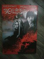 30 Days of Night (DVD, 2008)' preowned good condition