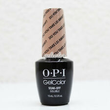 OPI GelColor Soak Off LED/UV Gel Nail Polish 0.5oz Do You Take Lei Away ? #GCH67
