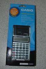 Casio HR-8TM Plus Portable Printing Calculator AD-A60024 12 Digits