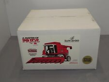 SCALE MODELS 1/24 Massey Ferguson 8780XP ROTARY COMBINE TOY Collectors Edition